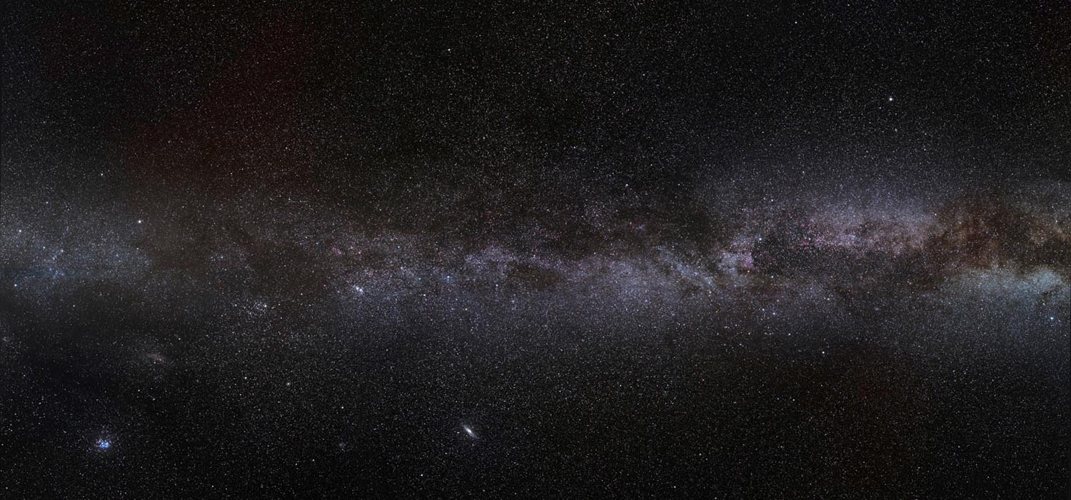 milky way orion arm of the galaxy - photo #32