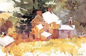 Handprint Mel Stabin Palette