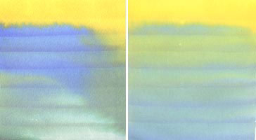 online store 73bdb b8dd1 This can cause irregularities in the wash color, or backruns. A back and  forth stroke also improves pigment mixing, as shown in the examples below.